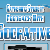 Wednesday Workshop: Using Socrative to Gather Student Feedback on the iPad