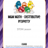 STEM MM Math Distributive Property
