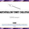 STEM Marshmallow Tower Lesson