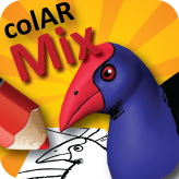 App Review – ColAR Mix App