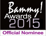 Honored To Be A Finalist For The #BammyAwards